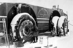 snow cruiser 1939 - Cerca amb Google