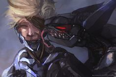 I'm My Own Master Now ( Raiden and Blade Wolf ) by bloodrizer on DeviantArt Raiden Metal Gear, Metal Gear Rising, Metal Gear Solid, Quick Sketch, Geek Culture, Best Games, Live Action, Music Bands, Gundam
