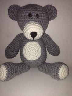 Virkad nalle Teddy Bear, Toys, Animals, Activity Toys, Animales, Animaux, Clearance Toys, Teddy Bears, Animal