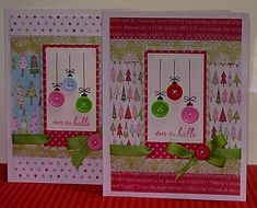 Deck The Halls by !Beth! - Cards and Paper Crafts at Splitcoaststampers