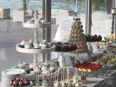 candy bar nunta Snagov Club by Idyllic Events / productie si design eveniment