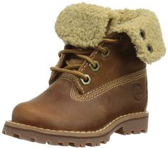 Timberland Auth Shrl Bt Brown, Boots mixte enfant - Marron (Rust Nubuck), EU US) - Chaussures timberland (*Partner-Link) Timberland 6, Toddler Boots, Kids Boots, Shearling Boots, Leather Boots, Unisex, Curvy Girl Fashion, Women's Fashion, Cool Boots