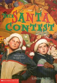 The Santa Contest by Linda Ford  Literature Unit -Plot -Theme  http://www.amazon.com/dp/0439344492/ref=cm_sw_r_pi_dp_vK6Qsb0XEVMJETTH