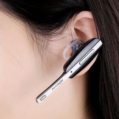 KKMOON Wireless Bluetooth V3.0 Headset Headphone Hands-Free Stereo Design with Mic for iPhone Samsung Smart Phone Tablet