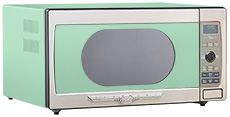 Colors   Elmira Stove Works, mint green microwave