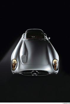 Mercedes 300SL Uhlenhaut Coupé  Photographer: René Staud