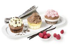 Cupcakes – eine süße Versuchung - mit Rezepten