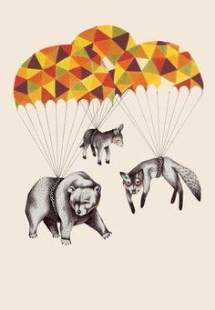 Illustration by Liekeland