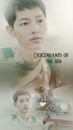 I fell in love with you the way you fall asleep.....slowly and then all at once  #descendant of the sun