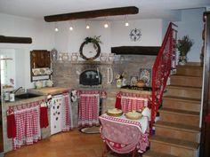 tendine per sottolavello per cucine in muratura | bomboniere ...