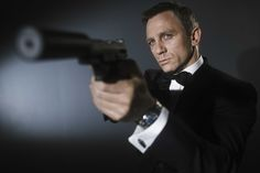 {Bond, James Bond} just plain awesome.