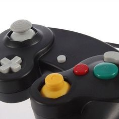 HOT Black Shock Game Controller Pad for Nintendo Gamecube GC Wii.. USD 6.49