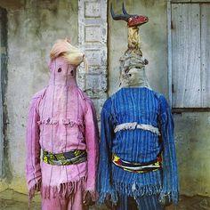 Phyllis Galembo, Akata Masquerade, Eshinjok Village, Nigeria 2004, Ilfochrome, edition of 5