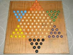 chinese checkers board instructions on how to make it yourself