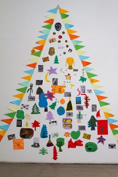 Arbol de navidad,@beci orpin,#arbol,#navidad,#colores