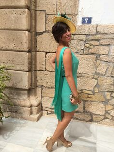 #boda #september #wedding #hats #flecos #jade #fashion #moda #style #streetstyle #invitadas #invitadareal