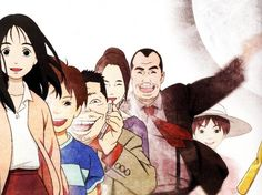 One of Satoshi-san's many works, Paranoia Agent is a very unique anime that constantly keeps you at the edge of your seat and makes you actually think. Ghibli, Tokyo Godfathers, Satoshi Kon, Jack O Lantern Faces, Horror, Ghost In The Shell, Manga Pictures, Japanese Artists, Manga Comics