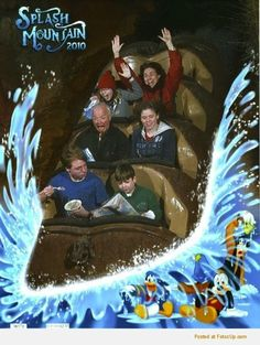 """The """"Quick Breakfast"""" some of the funniest things I have ever seen. 31 funniest roller coaster pics"""