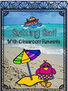 Free ~ Setting Sail with Classroom Rewards Here are four free Beach-Themed Classroom Rewards to inspire your students:- Clean Desk = Restroom Pass- Homework Pass = Free night of homework- Reading Goal = Lunch with the teacher- Behavior = Beach Party (Make Classroom Economy, Classroom Rewards, Classroom Themes, School Classroom, Classroom Resources, Teaching Social Skills, Teaching Schools, Free Teaching Resources, Writing Resources