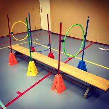 Picture result for kindergarten ideas gymnastics , Motor Skills Activities, Movement Activities, Gross Motor Skills, Physical Activities, Kids Gym, Kids Sports, Physical Development, Physical Education, Pe Ideas