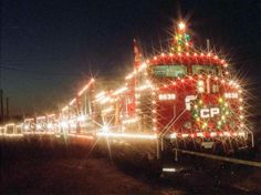 'NOTHER Christmas Train for Der Beaninator!