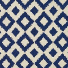 Mary McDonald's fabric collection for Schumacher- a collection inspired by the South Pacific