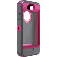 Otter Box iPhone 4 / 4S Defender Series Case:  This rugged iPhone 4S case provides heavy duty protection from rough treatment in the worst environments (kids!)