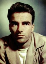 Montgomery Clift, gay(closeted) method actor,  c. 1950's-1960's.