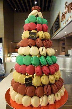 Le Notre Paris: Macaron Tree