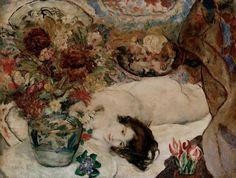 István Csók Hungarian Impressionist artist, The Corner in the Studio Mexican Artists, Spanish Artists, Dutch Artists, Canadian Artists, Australian Artists, Marlene Dumas, Art Deco Artists, Artist Art, Budapest