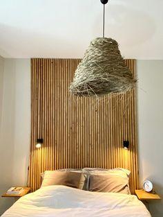 DIY°14 - Une tête de lit en tasseaux à faire soi-même - Mon tout Mon Toit - Décoration, architecture intérieure et DIY