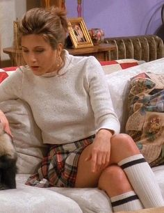32 momentos de 'Friends' en los que fue icono de estilo.