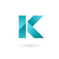 Letter K emblem icon design template elements vector art illustration Monogram Design, Monogram Logo, Lettering Design, Logo Design, K Logos, Letter K, Initials Logo, Unique Business Cards, Shop Logo