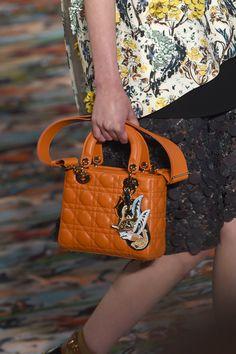 Christian Dior Resort 2017 #details #bag