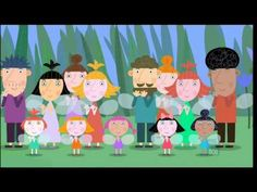 Ben and Holly's Little Kingdom S01E11 The Lost Egg - YouTube