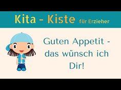 """""""Guten Appetit"""" - Lied mit kleinem Vers - YouTube"""