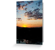 """""""Blues to Oranges"""" sunrise greeting card by Henry Plumley Framed Prints, Canvas Prints, Art Prints, Photography Gifts, Decorative Throw Pillows, Sunrise, Blues, Greeting Cards, Photo Gifts"""