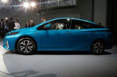 5 Things to Know About the 2017 Toyota Prius Prime Plug-In Hybrid. Best-selling hybrid now in a new EV flavor.