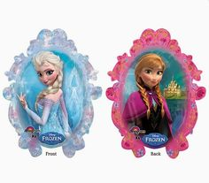 FREE Frozen Printable Toppers. So many possible uses for these!