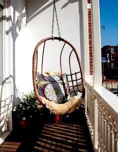 Fresh Hammock for Apartment Balcony