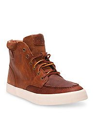 Polo Ralph Lauren Tedd Lace-Up #Casual #Shoes
