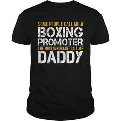 Awesome Tee For Boxing Promoter T Shirts, Hoodies, Sweatshirts. CHECK PRICE ==► https://www.sunfrog.com/LifeStyle/Awesome-Tee-For-Boxing-Promoter-139878477-Black-Guys.html?41382