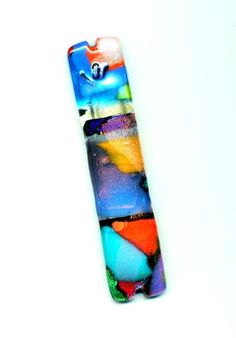 Mezuzah Mosaics - Fused Glass Judaica Gifts | Sheryl Marcus