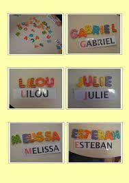Αποτέλεσμα εικόνας για Le prénom en maternelle