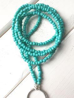 Beautiful Turqouise https://www.etsy.com/listing/478631101/lanyard-necklace-key-holder-fashion