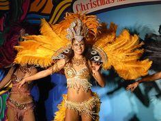 Samba.... one of my favorite rhythms and dances!