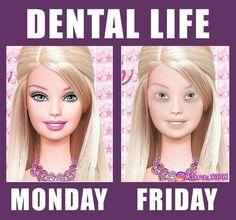 It's da truth! Dental Assistant Humor, Dental Hygiene School, Dental Hygienist, Oral Hygiene, Dental World, Dental Life, Dental Health, Oral Health, Dentist Quotes