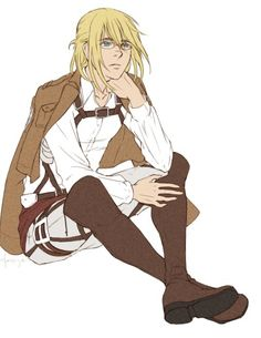 This older Armin reminds me of Mr. William Darcy.