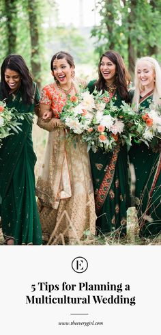 2d0006b874 5 Tips for Planning the Multicultural Wedding of Your Dreams