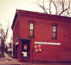 Vicksburg Quilt Trail - Main Street (Vicksburg, MI)